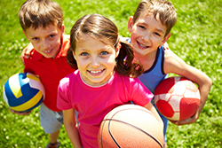 Kids Sports and Scheduling a Sports Physical